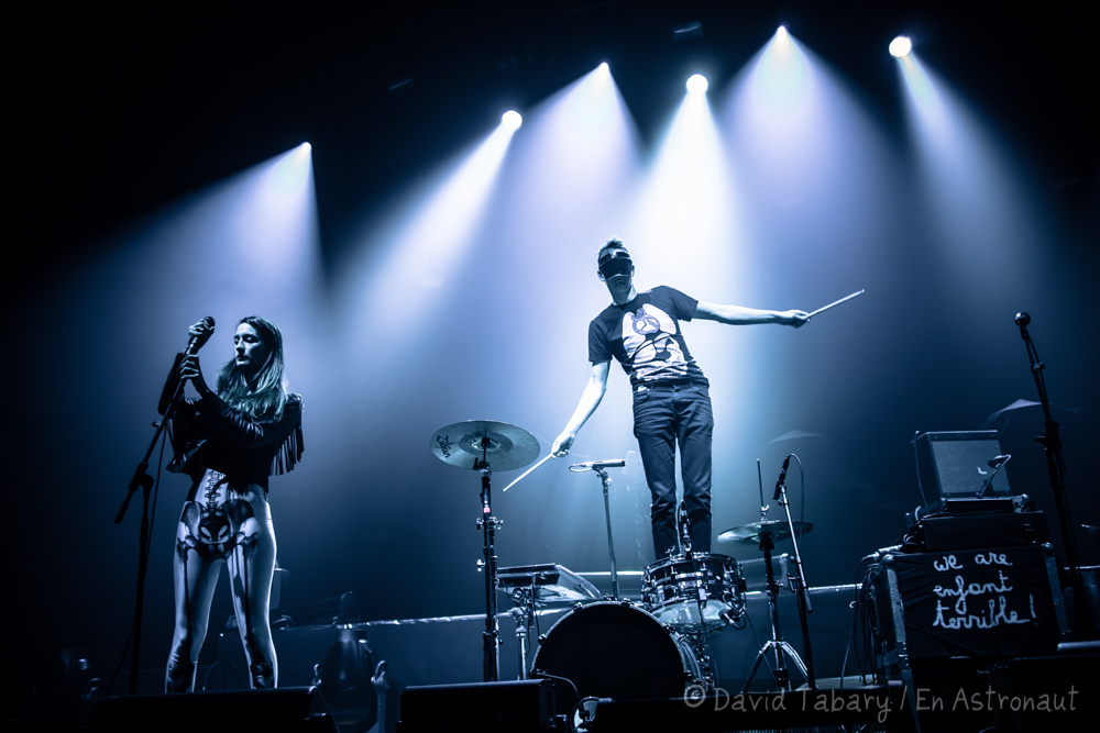 We Are Enfant Terrible @ Zénith Arena 3