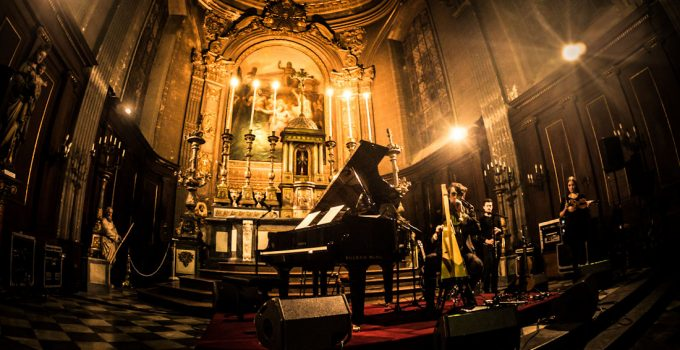 Patrick Wolf @ Eglise Saint André - Lille 1