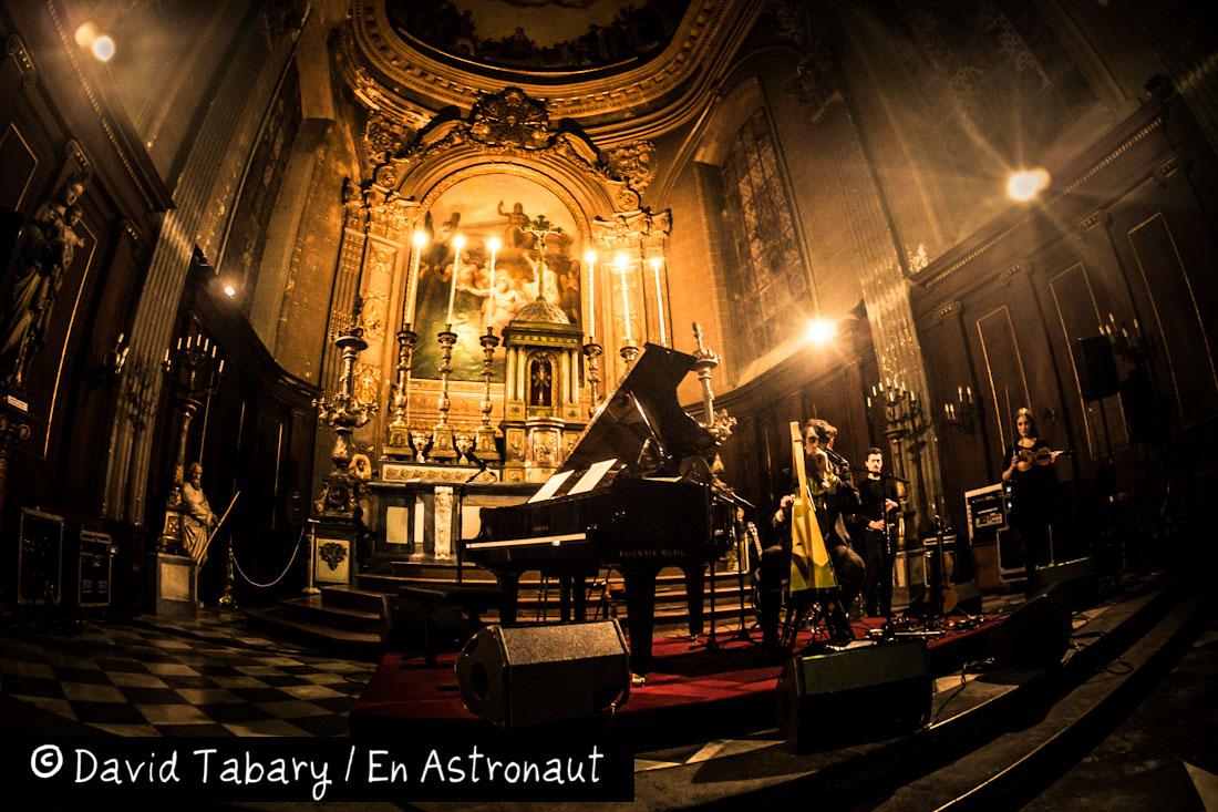 Patrick Wolf @ Eglise Saint André - Lille 10