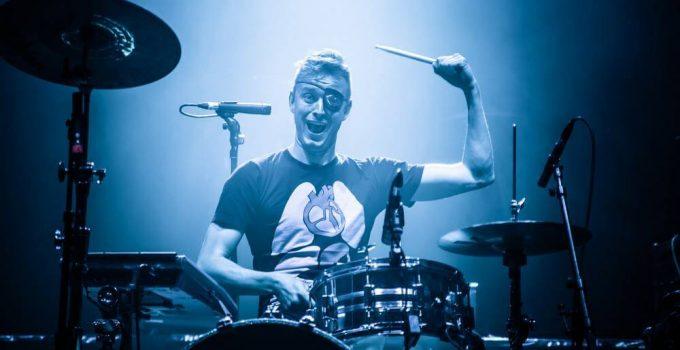 Exposition Sweet Drums : les batteurs dans la lumière au Grand Mix
