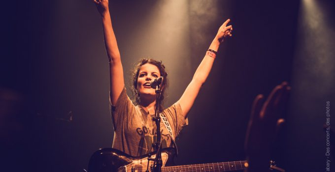 Hinds au Grand Mix