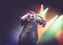 Beth Ditto à l'Aéronef 3