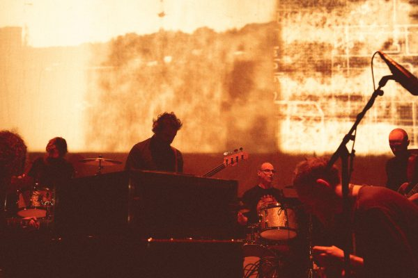 Godspeed You! Black Emperor par David Tabary