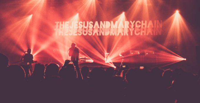 The Jesus And Mary Chain © David Tabary