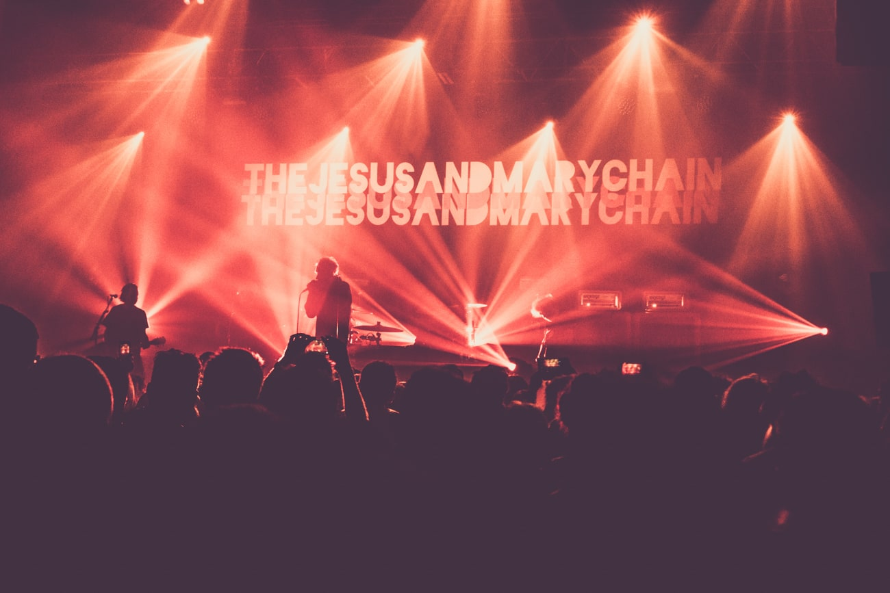 The Jesus And Mary Chain 18