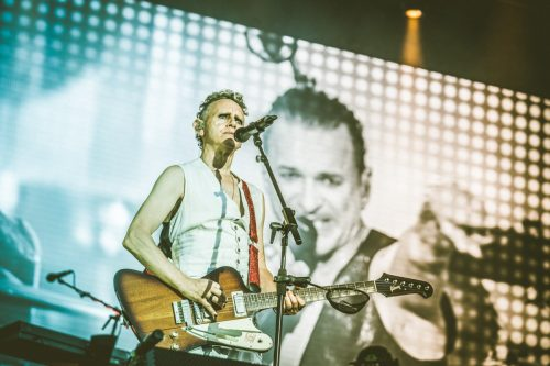 Depeche Mode © David Tabary
