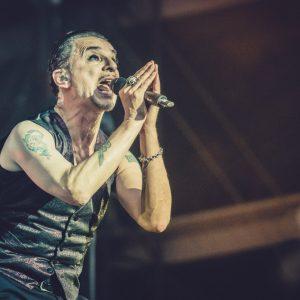 photo d'art - Depeche Mode