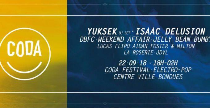 Coda Festival : l'été se termine en beauté à Bondues ! 1
