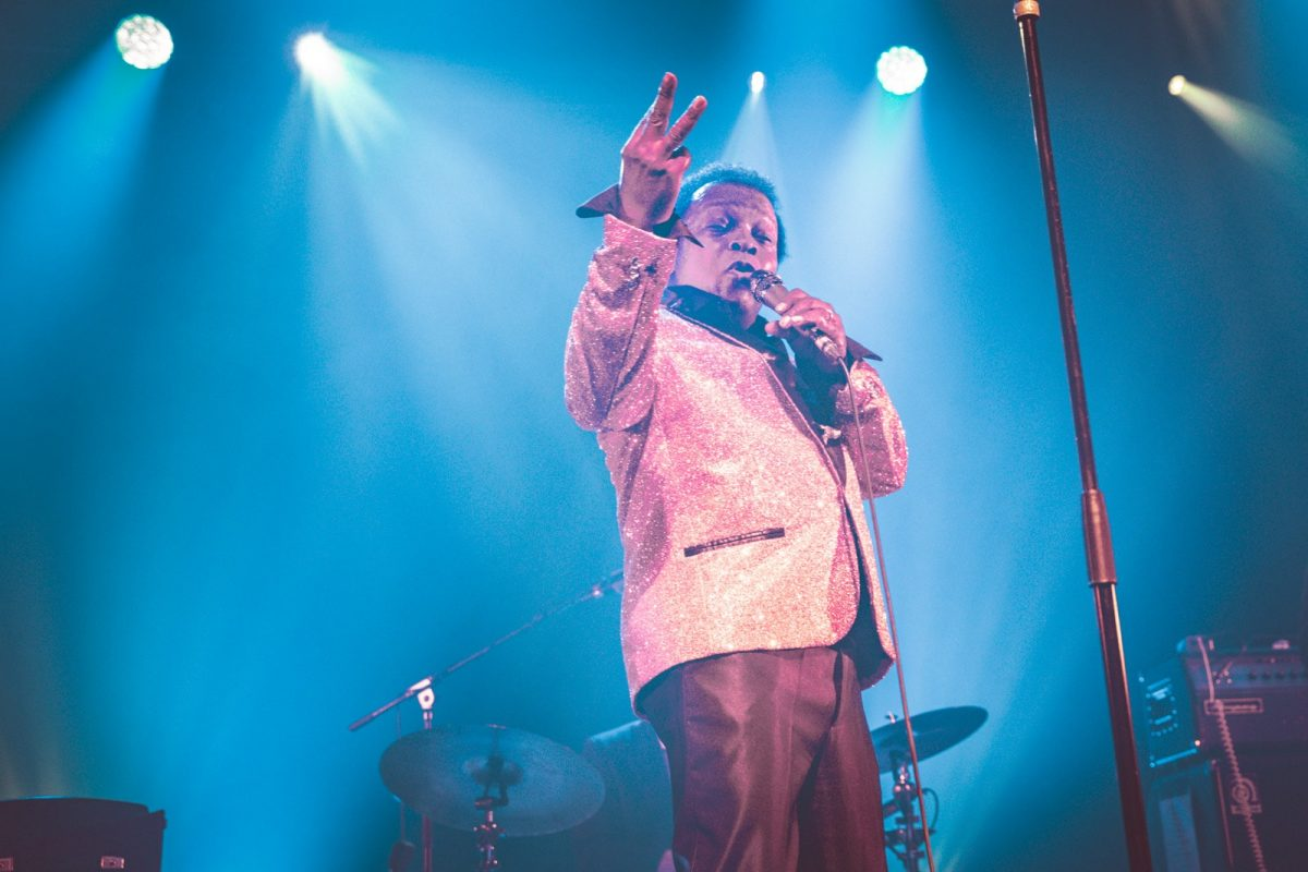 Lee Fields & The Expressions © David Tabary