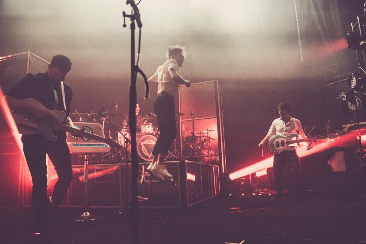 Enter Shikari © David Tabary